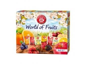 Teekanne Čaj World of Fruits 144g (bal=6x5ks)