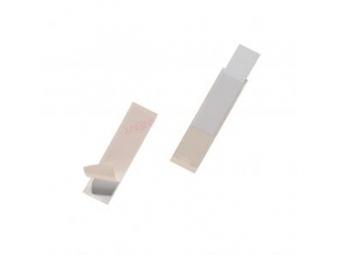 Durable Vrecká samolepiace na zakladače 22x81mm(bal=10ks)