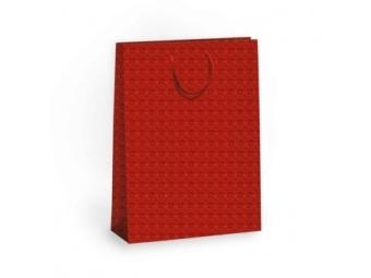 Argus darčeková celoroč.taška T5 (230x320x125mm) červená