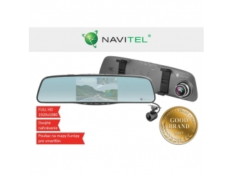 NAVITEL Kamera do auta MR250 FHD