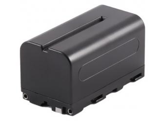 Fomei NP-750 batéria pre LED Light, LED RING