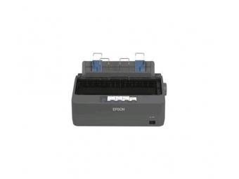 Epson LQ-350 A4, 24ihl., 347zn., LPT/RS232/USB,ihličková tlačiareň