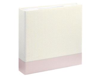 Hama 2423 Album memo Filigrana 10x15/200,pastelová ružová,popisové pole