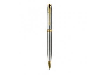 Parker Sonnet guličkové pero, GT oceľ