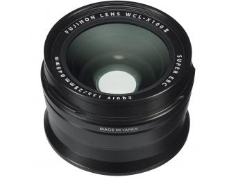 Fujifilm WCL-X100 II širokouhlá predsádka pre X100/X100S/X100F/X100T, čierna