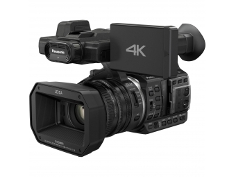 Panasonic HC-X1000E 4K UHD videokamera čierna