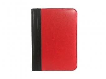 Smile Portfólio A5 s kalkulačkou,zips,červené