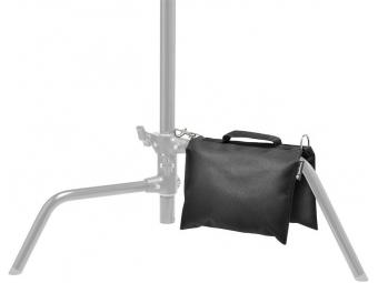 Manfrotto G100-2, Sand BAG small 6 Kg, záťažový vak - piesok/voda