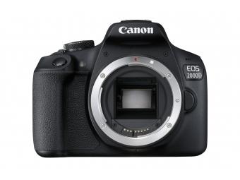 Canon EOS 2000D telo -30€ CASHBACK