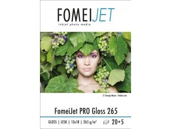 FomeiJet PRO Gloss 265 13x18/20+5