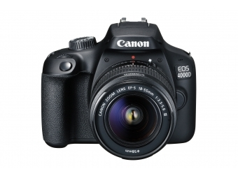Canon EOS 4000D + 18-55 III -20€ CASHBACK