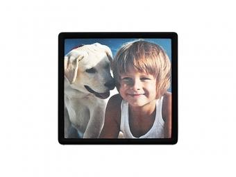 Fotomagnetka s rámčekom UNIMAG, 10 x 10 cm