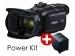 Canon HFG26 FullHD poloprofi kamera + BP-820 Power Kit