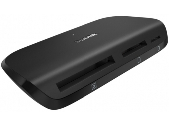 SanDisk čítačka USB 3.0 ImageMate PRO pre SD, microSD a CF karty
