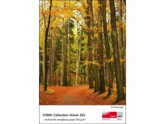 FOMEI Collection Velvet 265 13x18/50