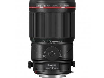 Canon TS-E 135mm f/4L macro (pri kúpe s fotoaparátom -250€ SPÄŤ)