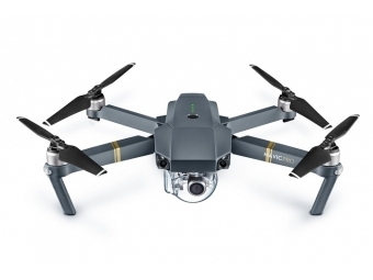 DJI Mavic Pro Fly More Combo + DJI Goggles