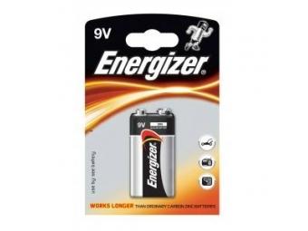 Energizer batérie Alkaline Power 9V