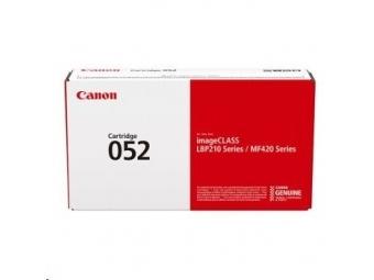 Canon 052 Tonerová kazeta Black