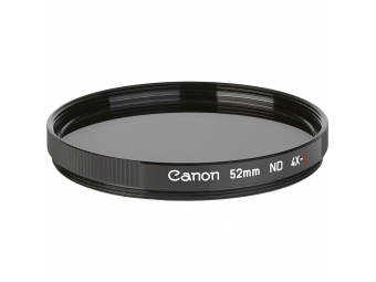 Canon filter ND 4X-L 52 mm