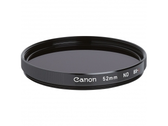 Canon filter ND 8X-L 52 mm