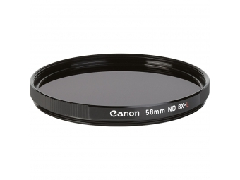 Canon filter ND 8X-L 58 mm