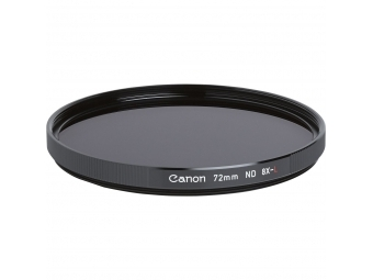 Canon filter ND 8X-L 72 mm