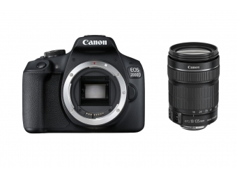 Canon EOS 2000D + 18-135 IS STM