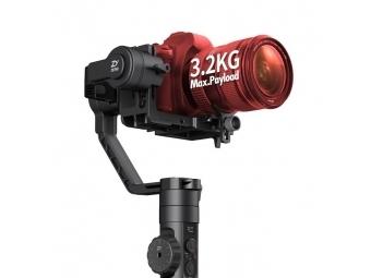 ZHIYUN CRANE 2, 3-osový gimbal pre kamery do 3,2kg vrátane Folov Focusu
