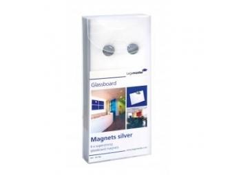 Legamaster Magnet na tabule GLASSBOARD 12mm (extra silný) (bal=6ks)