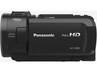 Panasonic HC-V800 (Full HD kamera, 1MOS, 24x zoom, 3