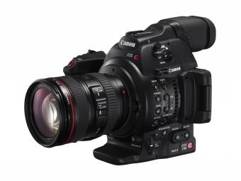 Canon EOS C100 Mark II + EF 24-105mm f/4L IS II USM - zľava 250€