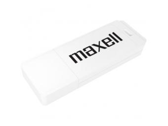 Maxell USB FD 16GB 2.0 WHITE 854748