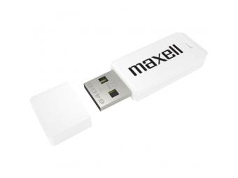 Maxell USB FD 64GB WHITE 854997