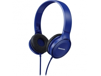 Panasonic RP-HF100E-A slúchadlá, modré