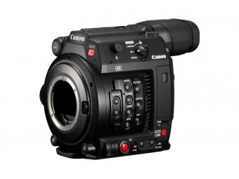 Canon EOS C200 EF telo + CFast karta 128GB ZADRAMO - zľava 450€
