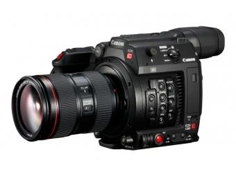 Canon EOS C200 + EF 24-105mm f/4 L IS II USM - zľava 450€