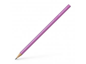 Faber-Castell Grip Sparkle Pastel ceruzka ružová