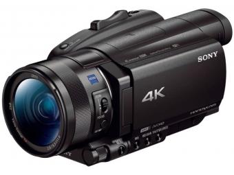 SONY FDR-AX700 Videokamera s rozlíšením 4K Ultra HD