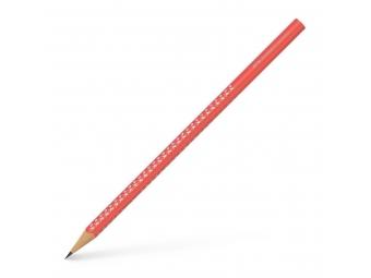Faber-Castell Grip Sparkle Pastel ceruzka koralová