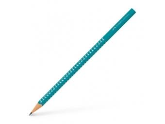 Faber-Castell Grip Sparkle Pastel ceruzka tyrkysová