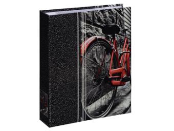 Hama 2318 album memo Červený bicykel 10x15/200,popisové štítky