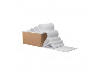 """Tabelačný papier 25cm, 12"""", 1+3 (bal=500ks)"""
