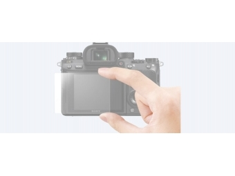 SONY PCK-LG1 Ochranné sklo na displej