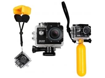 Sencor 3CAM 4K01W outdoor kamera + 3CAM WATER SET