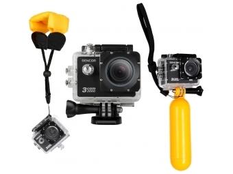 Sencor 3CAM 2000 outdoor kamera + 3CAM WATER SET