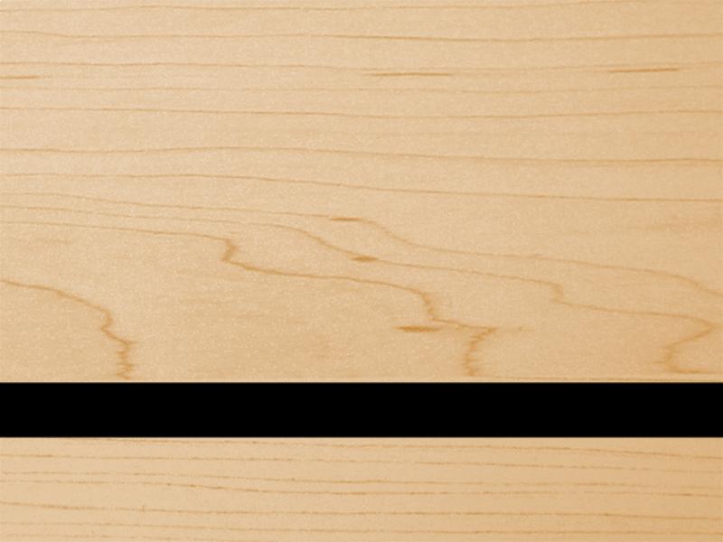 Lasermax Wood - buk/čierna