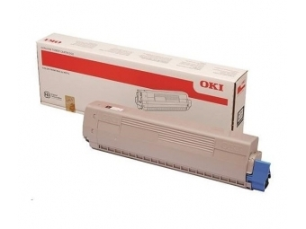 OKI 45862837 Toner Yellow
