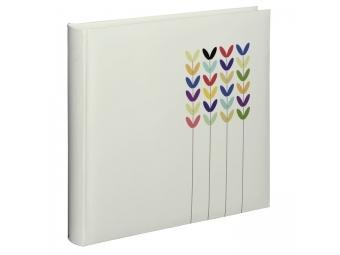 Hama 2524 Album memo Blossom 30x30cm, 80 strán,biely