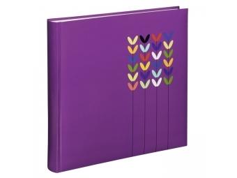 Hama 2521 Album memo Blossom 30x30cm, 80 strán,fialový